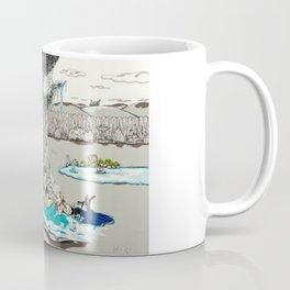 Books Coming to Life: Frozen Coffee Mug