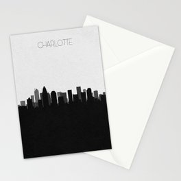 City Skylines: Charlotte Stationery Cards