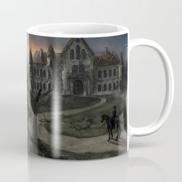 The Fall of the House of Usher Coffee Mug