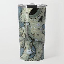 Nasty octopus Travel Mug
