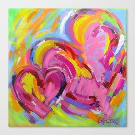 Love You! Canvas Print