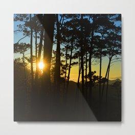 Dominican Sunrise Metal Print