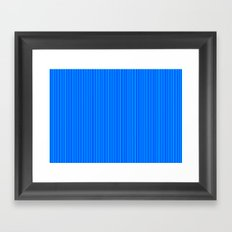 the other other line Framed Art Print