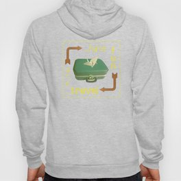 Have fun, travel with more fun in it ! Hoody