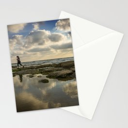 Step Into Peace Stationery Cards