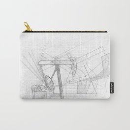 The Drawing Machine Carry-All Pouch