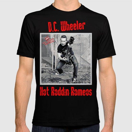 D.C. Wheeler T-shirt