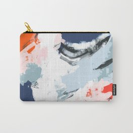 Abstract Color Pop Carry-All Pouch