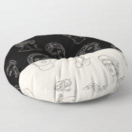Myths Floor Pillow