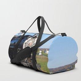 Steam Locomotive Duffle Bag