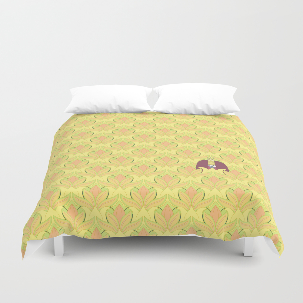 Double King: Field Day Duvet Cover by Felixcolgrave DUV6752267