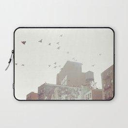 Birds Over Soho Laptop Sleeve