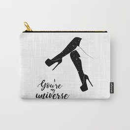 My universe heels Carry-All Pouch