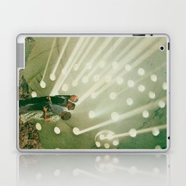 the light pours out of me Laptop & iPad Skin