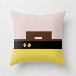 Lieutenant Thomas Riker - Star Trek TNG The Next Generation - Trektangle - startrek  Throw Pillow
