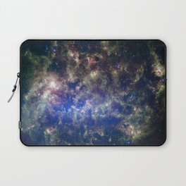 Large Magellanic Cloud, infrared 2 Laptop Sleeve