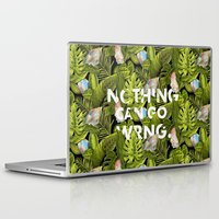 nordic Laptop & iPad Skins featuring Nordic Tropic  by Nothing Can Go Wrng