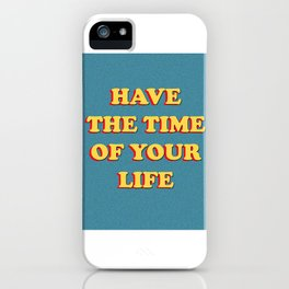 Harry Styles Sign Of The Times lyrics artwork iPhone Case