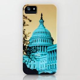 Dystopian DC iPhone Case