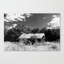 House of Secrets Canvas Print
