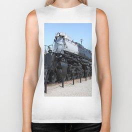 Union Pacific Big Boy Biker Tank