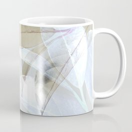 Moody Leaves II Coffee Mug