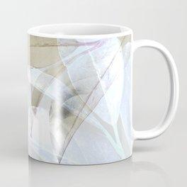 Moody Leaves Ii Coffee Mug