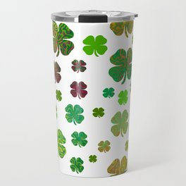 Lucky Charms - Four Leaf Clover Travel Mug