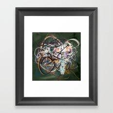 Sixth Sense Framed Art Print