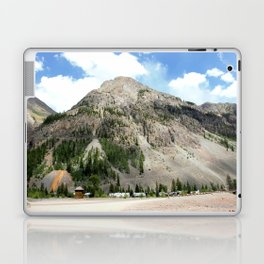 Looking East from the Sunnyside Mill at Eureka Laptop & iPad Skin