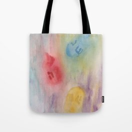 A Miracle Happened Tote Bag