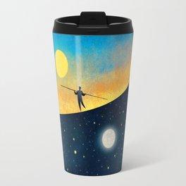 The Tightrope Walker G Travel Mug