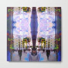 Akin to recalling, instead; understood mimicry. 02 Metal Print