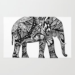 Elephant in the Room Rug