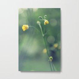 grassland - four Metal Print