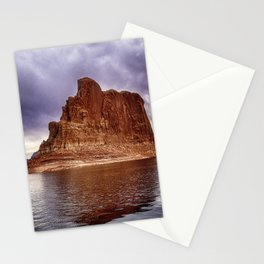 Formation at Lake Powell - Arizona Stationery Cards