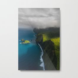 Beautiful island of Hawaii Metal Print