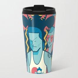 Big Trouble Travel Mug