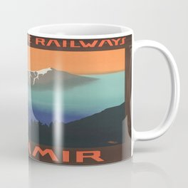 Vintage poster - Kashmir Coffee Mug