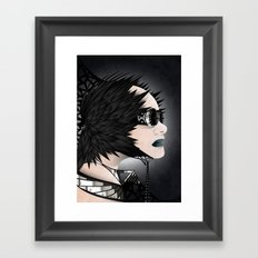 Sci-Fi Series 2 Framed Art Print