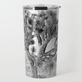 Joshua Tree Giant by CREYES Travel Mug