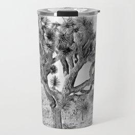 Joshua Tree Giant by CREYES Travel Mug