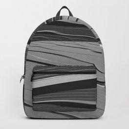 dual realities: white Wasteland Backpack