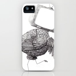 Some Chickens be Like iPhone Case