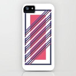 Re-Cadré iPhone Case