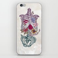 iPhone & iPod Skins featuring La Vita Nuova (The New Life) by Rachel Caldwell