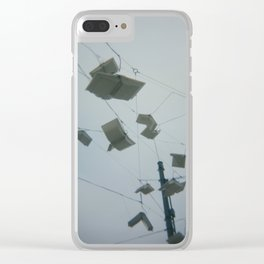 wings Clear iPhone Case