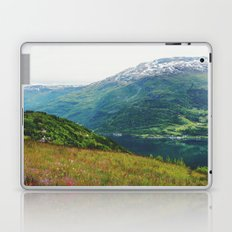 norwegian west Laptop & iPad Skin