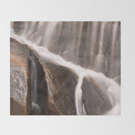 Sliver Falls Throw Blanket