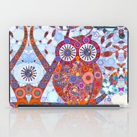 discount iPad Cases featuring If Klimt Painted An Owl :) Owls are darling birds! by Love2Snap